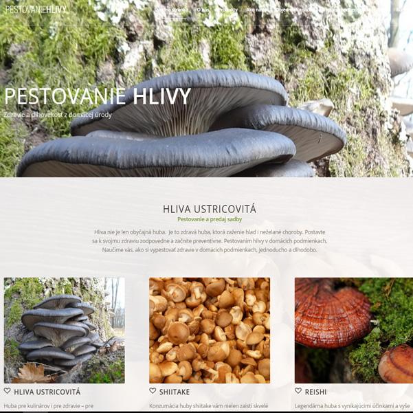 418cba4a9 Texty pre web Pestovanie hlivy, Bojnice -